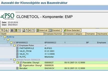 Klontool CRM